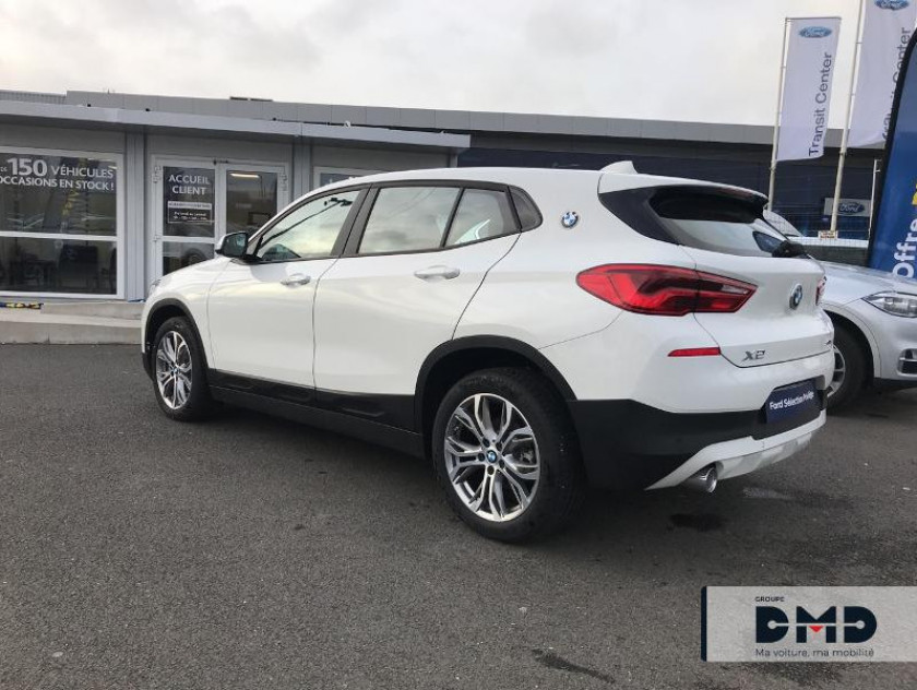 Bmw X2 Sdrive18ia 140ch Lounge Plus Dkg7 Euro6d-t - Visuel #3