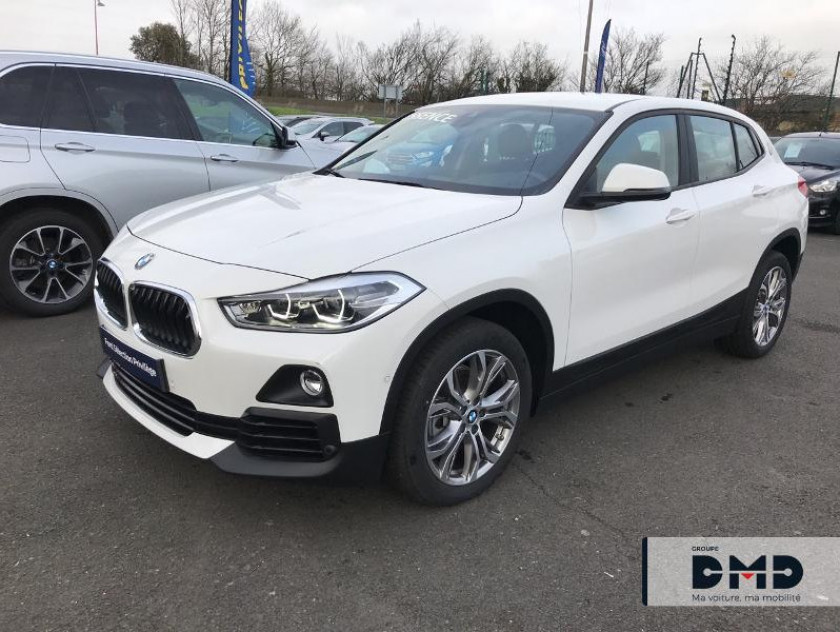 Bmw X2 Sdrive18ia 140ch Lounge Plus Dkg7 Euro6d-t - Visuel #14