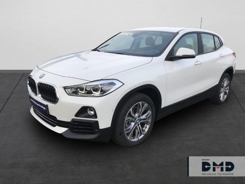 Bmw X2 Sdrive18ia 140ch Lounge Plus Dkg7 Euro6d-t - Visuel #1