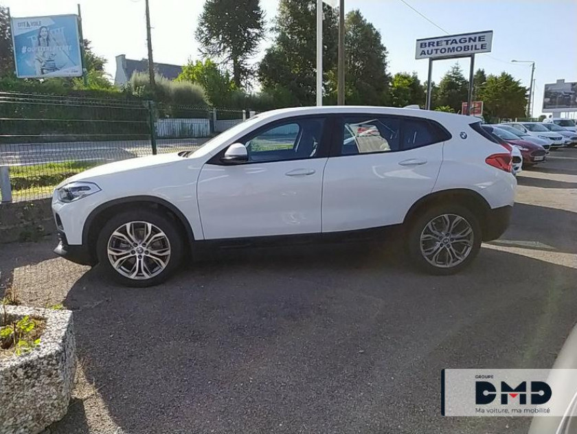 Bmw X2 I Ph1 X2 I Ph1 Sdrive18i 140 Lounge - Visuel #4