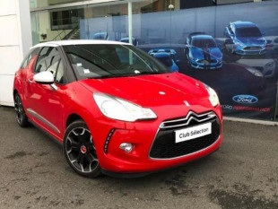 Citroen Ds3 1.6 Thp 155ch Sport Chic