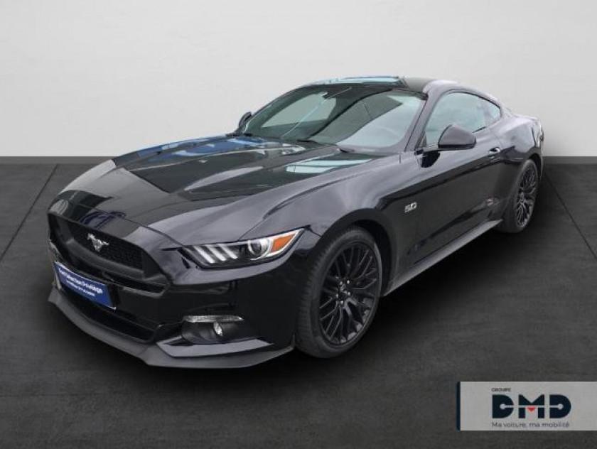 Ford Mustang Fastback 5.0 V8 421ch Gt - Visuel #1
