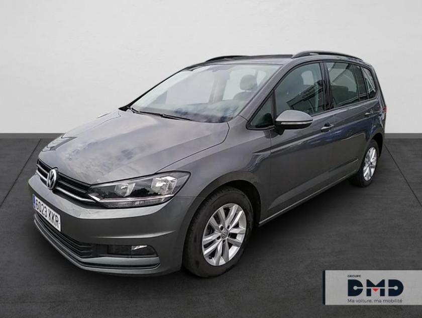 Volkswagen Touran 1.6tdi 115cv Bluemotion  - Visuel #1