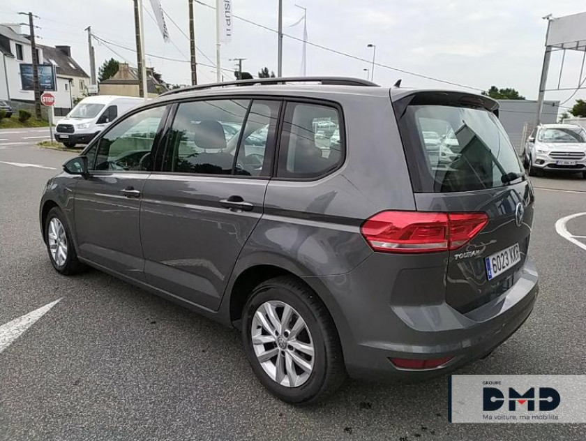Volkswagen Touran 1.6tdi 115cv Bluemotion  - Visuel #3