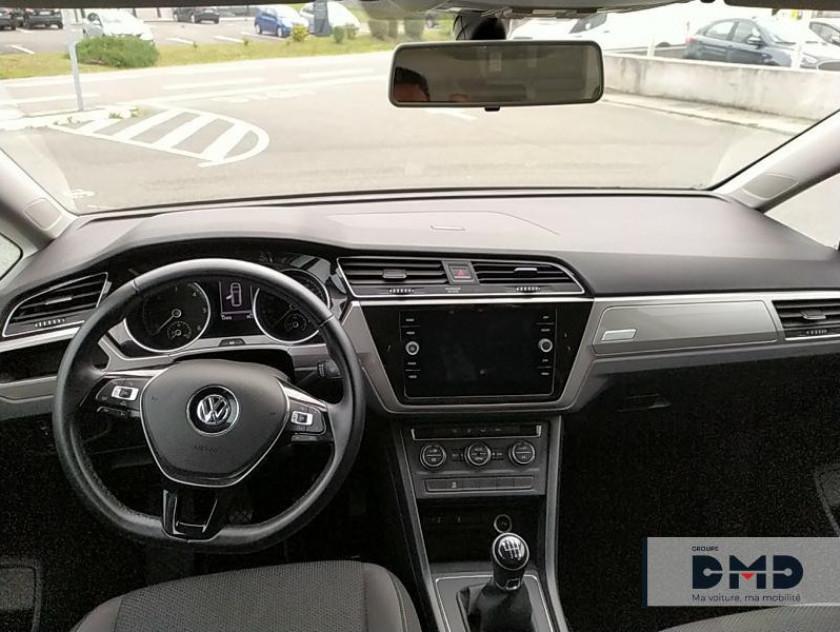 Volkswagen Touran 1.6tdi 115cv Bluemotion  - Visuel #5