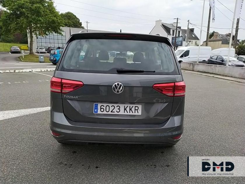 Volkswagen Touran 1.6tdi 115cv Bluemotion  - Visuel #11