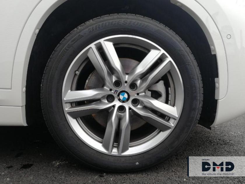 Bmw X1 Xdrive20da 190ch M Sport Euro6c - Visuel #13