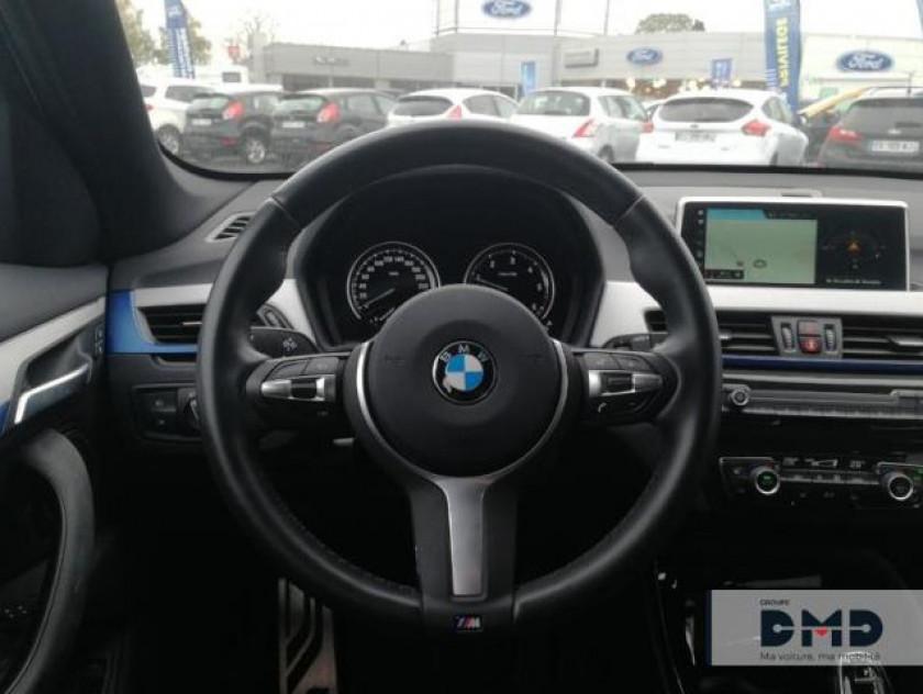 Bmw X1 Xdrive20da 190ch M Sport Euro6c - Visuel #7