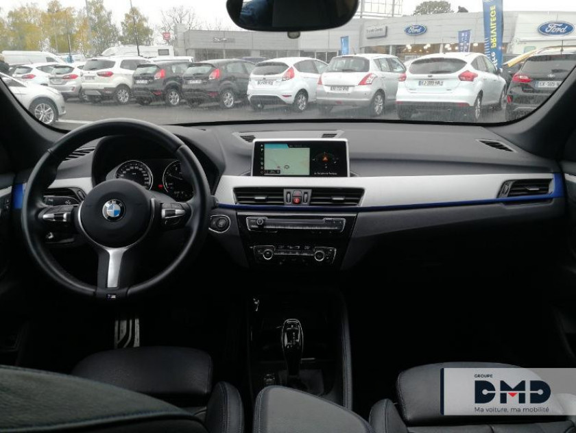 Bmw X1 Xdrive20da 190ch M Sport Euro6c - Visuel #5