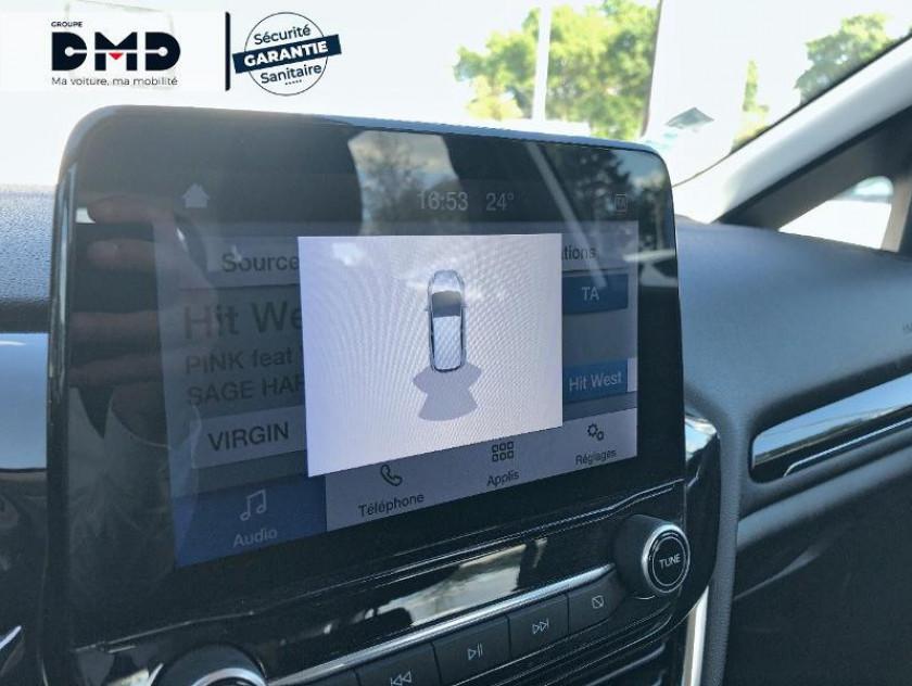 Ford Fiesta 1.1 85ch Cool & Connect 5p Euro6.2 - Visuel #15
