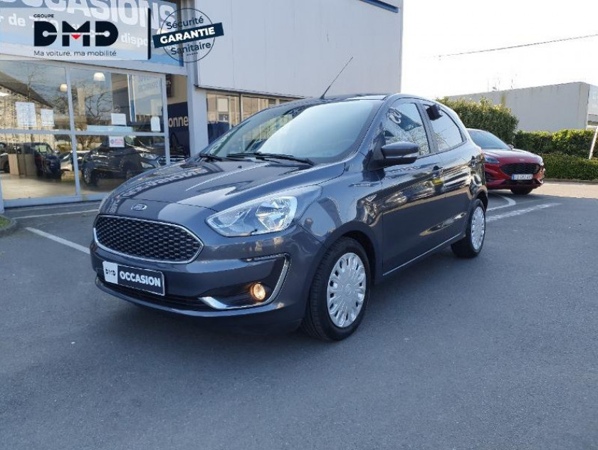 Ford Ka+ 1.2 Ti-vct 85ch Ultimate - Visuel #14