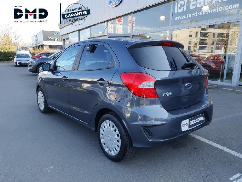Ford Ka+ 1.2 Ti-vct 85ch Ultimate - Visuel #3