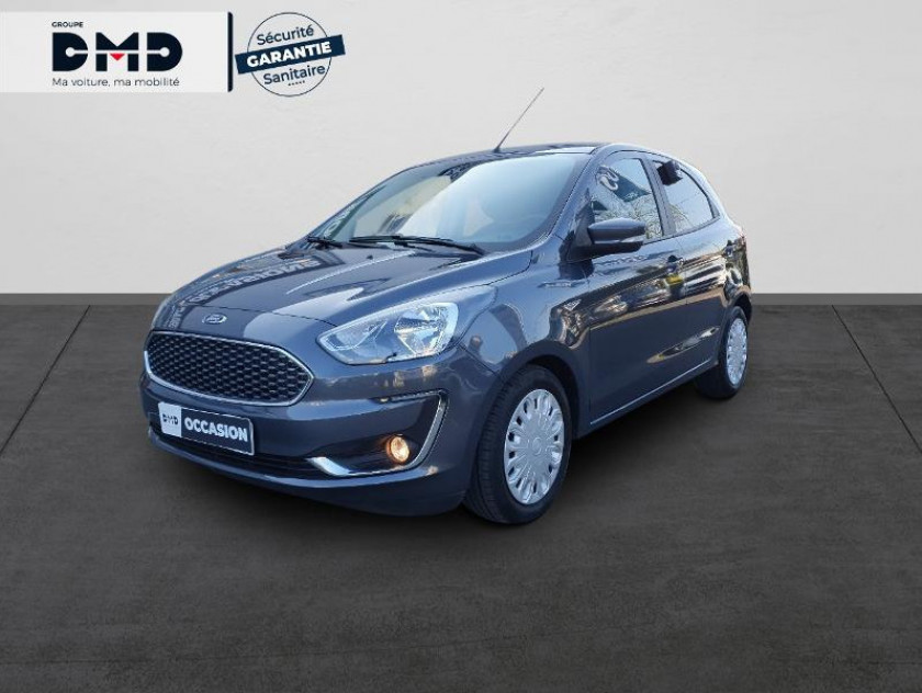 Ford Ka+ 1.2 Ti-vct 85ch Ultimate - Visuel #1