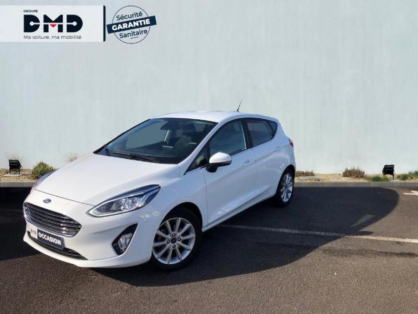 Ford Fiesta 1.0 Ecoboost 100ch Stop&start Titanium 5p - Visuel #1