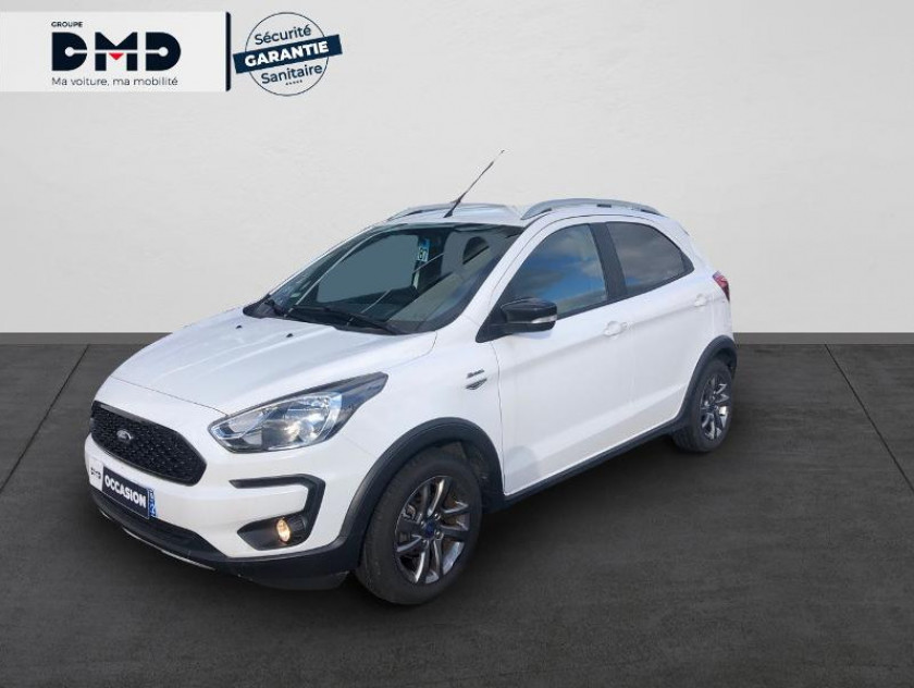 Ford Ka+ Active 1.2 Ti-vct 85ch S&s - Visuel #1