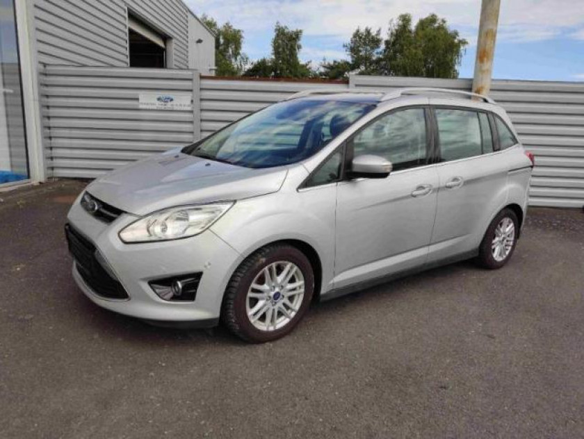 Ford Grand C-max 2.0 Tdci 150ch Stop&start Titanium Powershift - Visuel #1