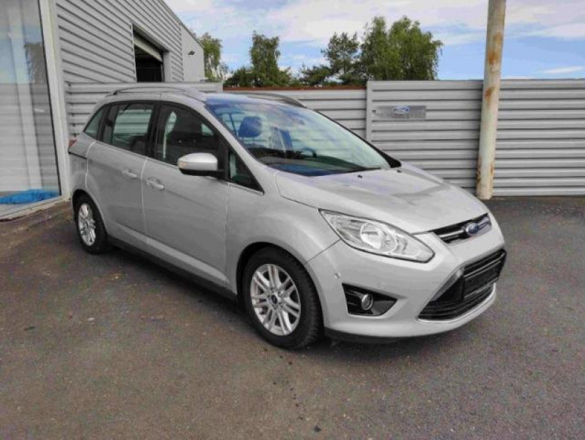 Ford Grand C-max 2.0 Tdci 150ch Stop&start Titanium Powershift - Visuel #2