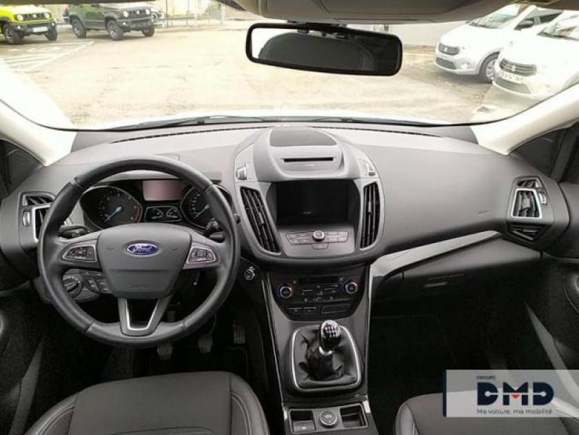 Ford Kuga 1.5 Tdci 120ch Stop&start Titanium 4x2 - Visuel #5