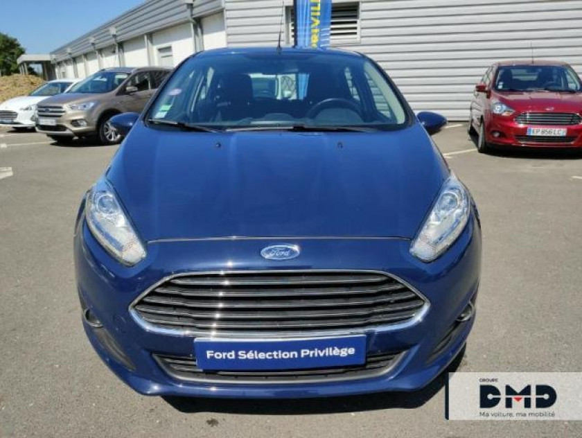 Ford Fiesta 1.0 Ecoboost 100ch Stop&start Edition 5p - Visuel #4