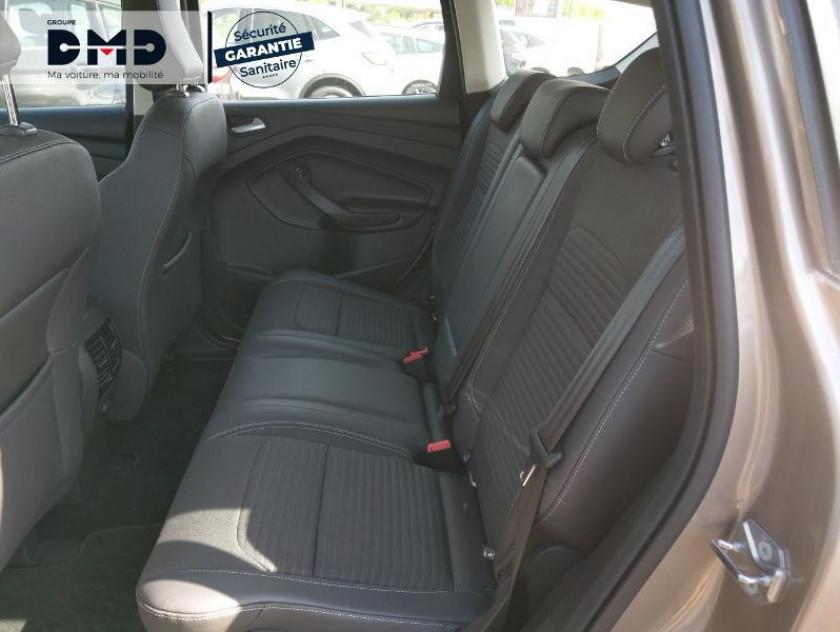 Ford Kuga 1.5 Flexifuel-e85 150ch Stop&start Titanium 4x2 Bva Euro6.2 - Visuel #10