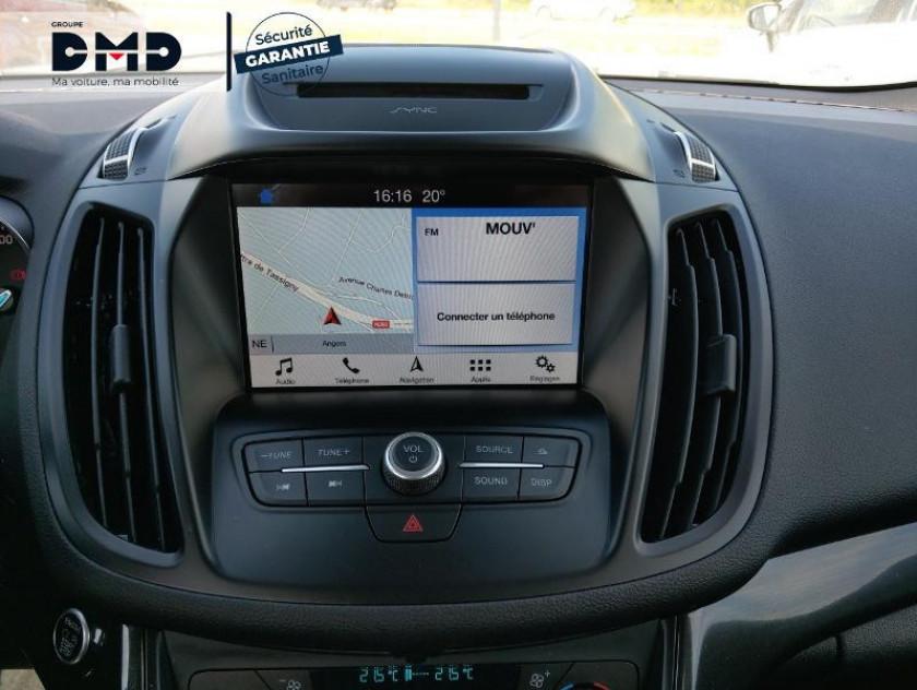 Ford Kuga 1.5 Flexifuel-e85 150ch Stop&start Titanium 4x2 Bva Euro6.2 - Visuel #6