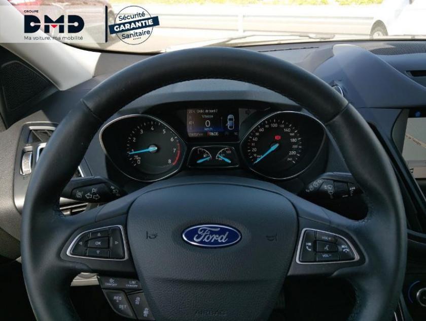Ford Kuga 1.5 Flexifuel-e85 150ch Stop&start Titanium 4x2 Bva Euro6.2 - Visuel #7