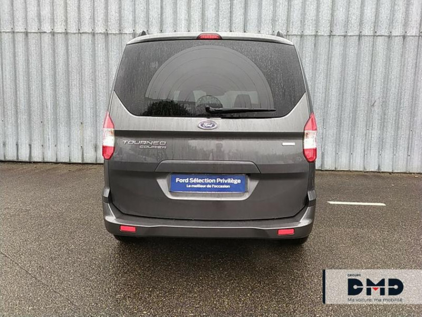 Ford Tourneo Courier 1.0e 100ch Titanium - Visuel #11