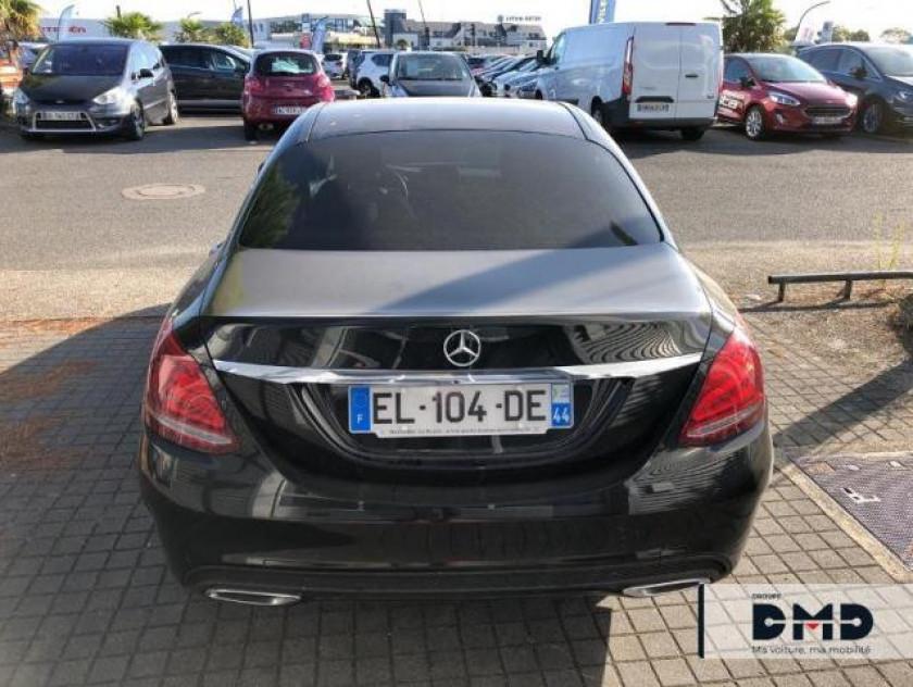 Mercedes-benz Classe C 220 D Sportline 7g-tronic Plus - Visuel #11