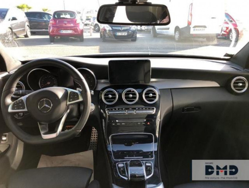 Mercedes-benz Classe C 220 D Sportline 7g-tronic Plus - Visuel #5