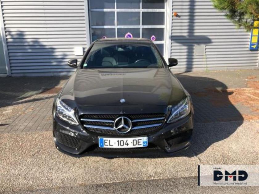 Mercedes-benz Classe C 220 D Sportline 7g-tronic Plus - Visuel #4