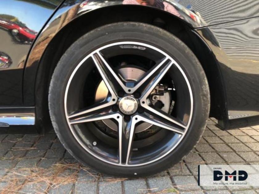 Mercedes-benz Classe C 220 D Sportline 7g-tronic Plus - Visuel #13
