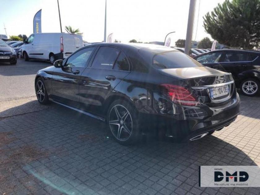 Mercedes-benz Classe C 220 D Sportline 7g-tronic Plus - Visuel #3