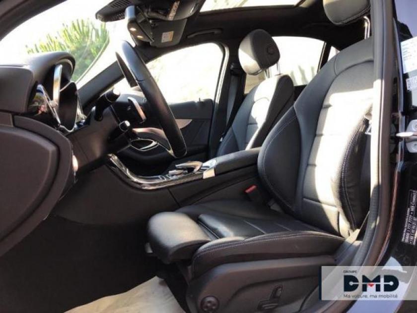 Mercedes-benz Classe C 220 D Sportline 7g-tronic Plus - Visuel #9