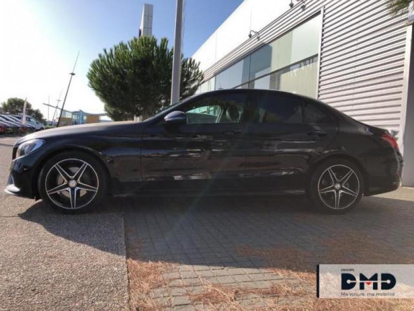 Mercedes-benz Classe C 220 D Sportline 7g-tronic Plus - Visuel #2