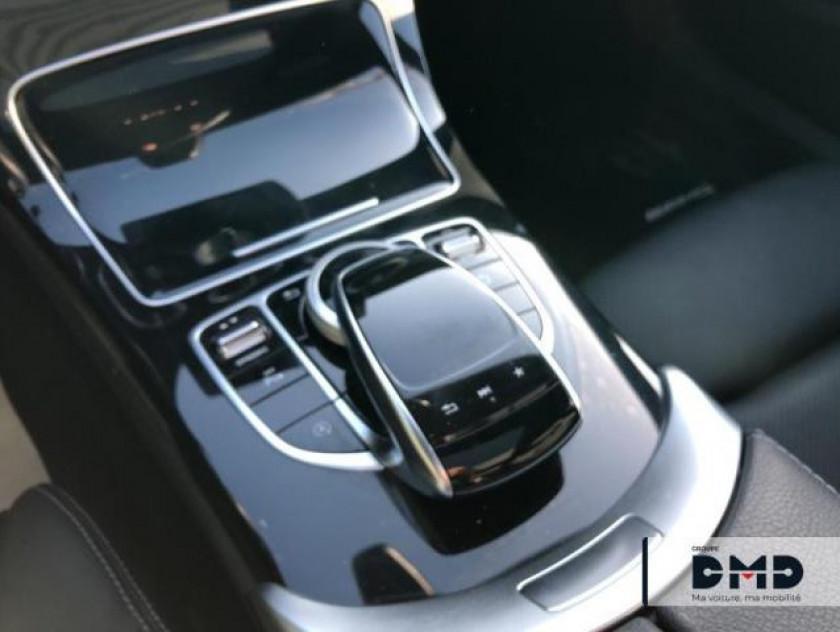 Mercedes-benz Classe C 220 D Sportline 7g-tronic Plus - Visuel #8