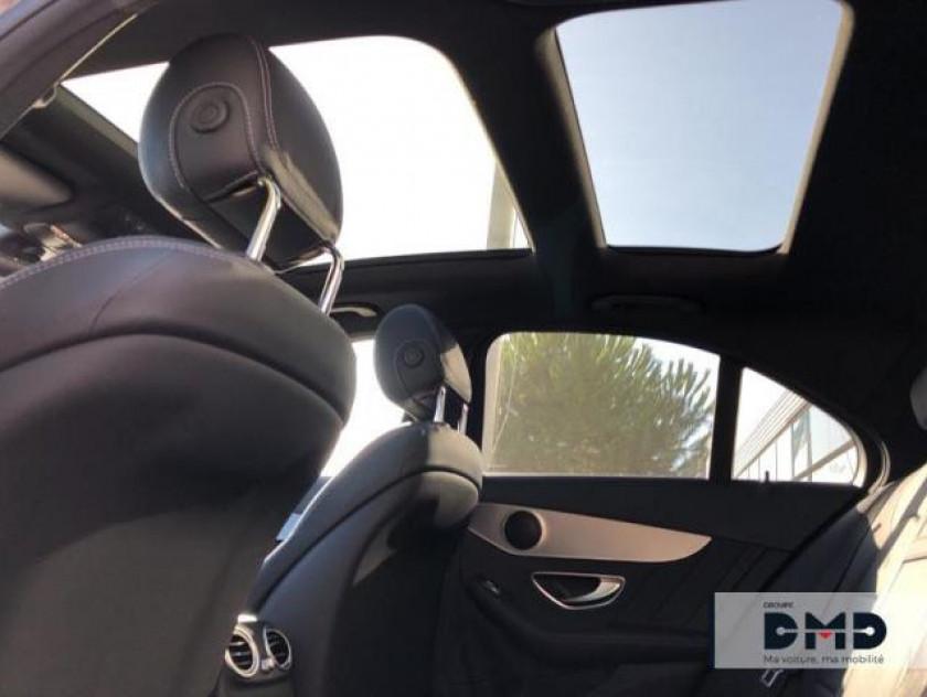 Mercedes-benz Classe C 220 D Sportline 7g-tronic Plus - Visuel #14
