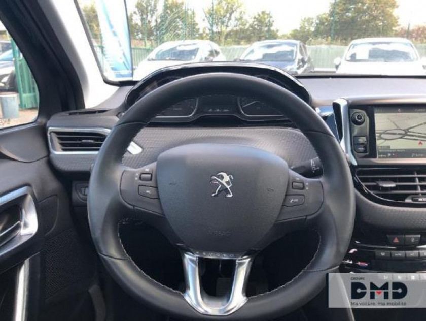 Peugeot 2008 1.2 Puretech 130ch Allure S&s - Visuel #7