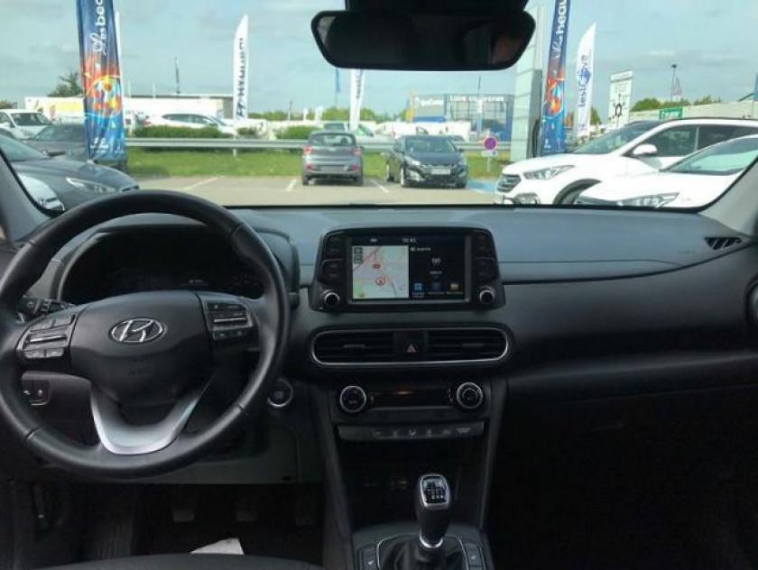 Hyundai Kona 1.0 T-gdi 120ch Executive - Visuel #7