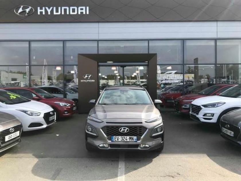 Hyundai Kona 1.0 T-gdi 120ch Executive - Visuel #1