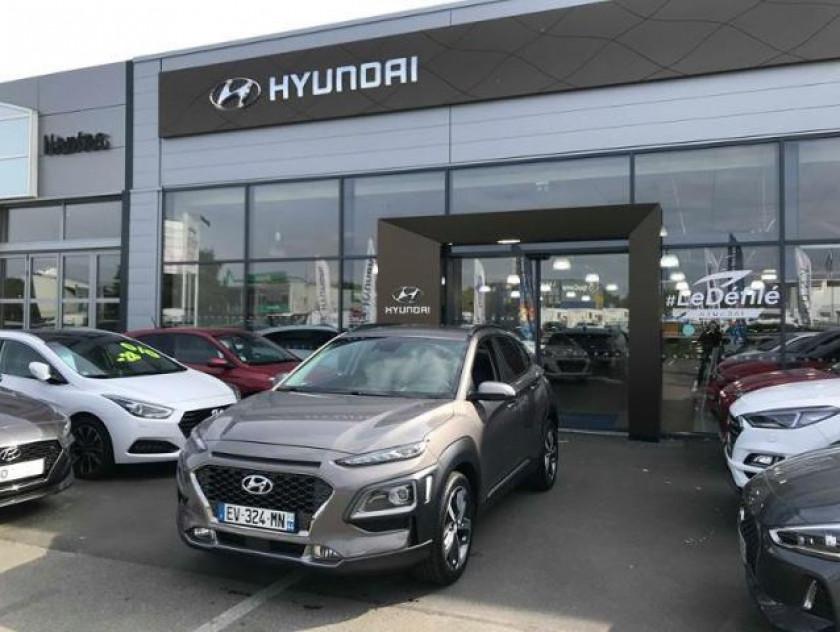 Hyundai Kona 1.0 T-gdi 120ch Executive - Visuel #2