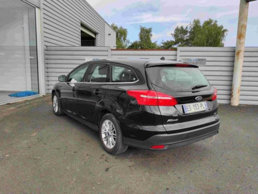 Ford Focus Sw 1.0 Ecoboost 125ch Stop&start Executive - Visuel #4