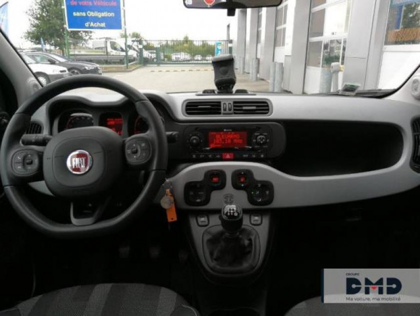 Fiat Panda 1.2 8v 69ch City Cross - Visuel #4