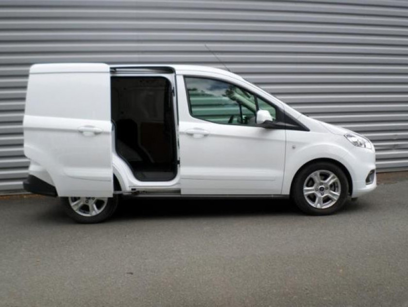 Ford Transit Courier 1.5 Td 100ch Limited - Visuel #5