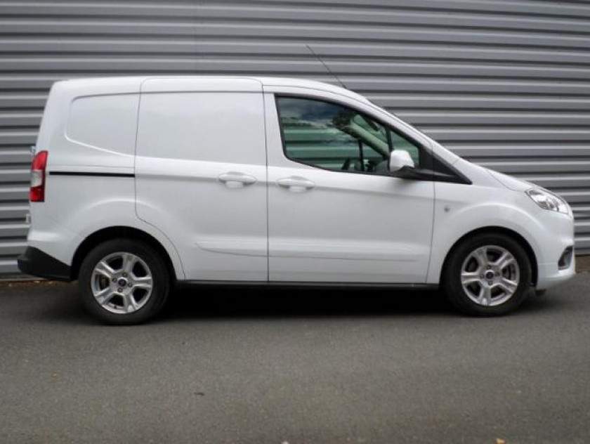 Ford Transit Courier 1.5 Td 100ch Limited - Visuel #13