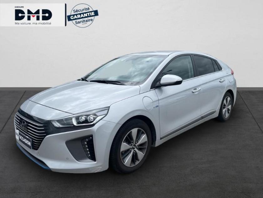 Hyundai Ioniq Plug-in 141ch Creative - Visuel #1