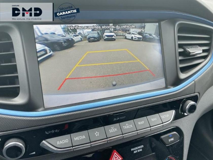 Hyundai Ioniq Plug-in 141ch Creative - Visuel #14