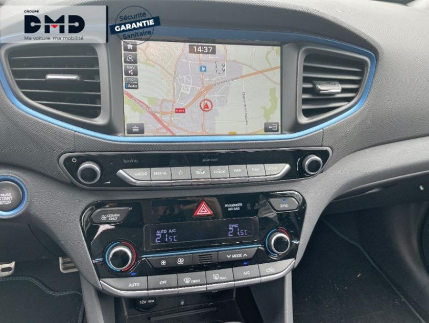 Hyundai Ioniq Plug-in 141ch Creative - Visuel #6