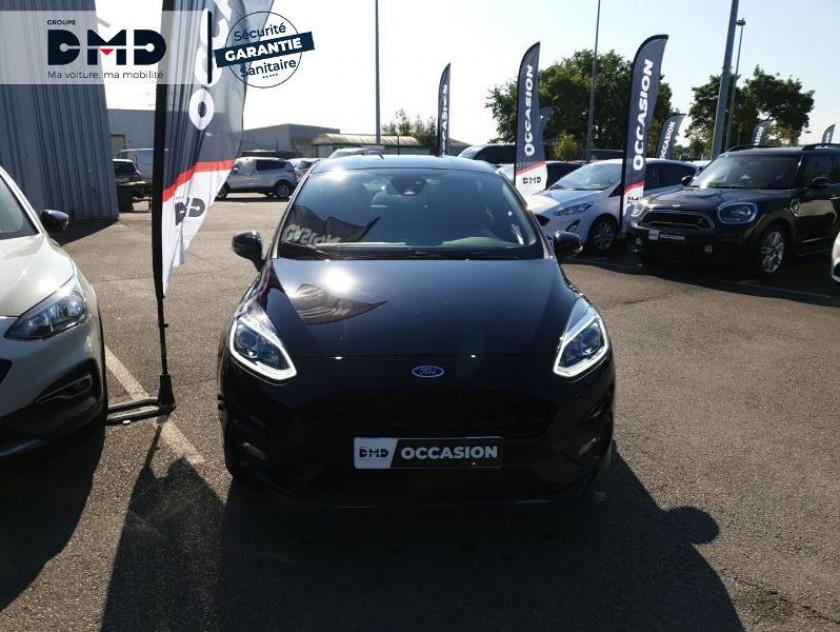 Ford Fiesta 1.1 85ch St-line 5p Euro6.2 - Visuel #4