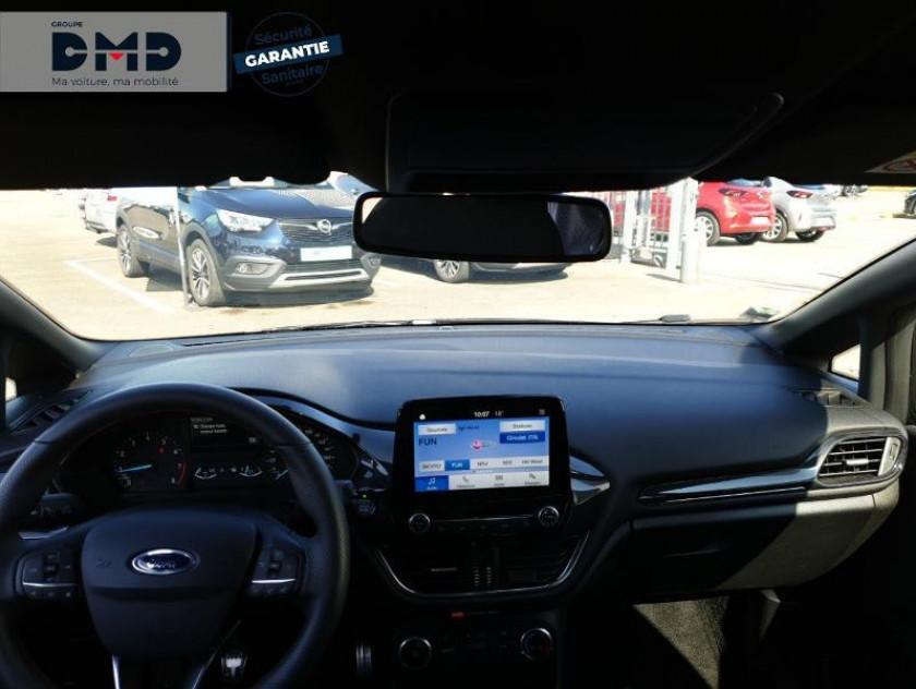 Ford Fiesta 1.1 85ch St-line 5p Euro6.2 - Visuel #5