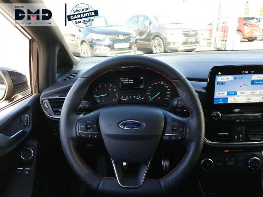 Ford Fiesta 1.1 85ch St-line 5p Euro6.2 - Visuel #7